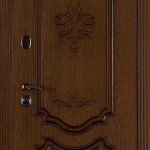 Дверь с зеркалом DR166