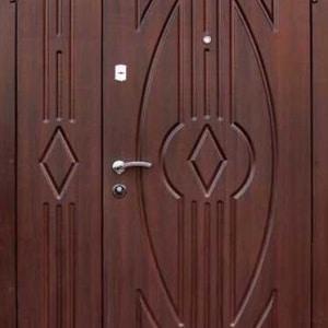 Двустворчатая дверь DR406